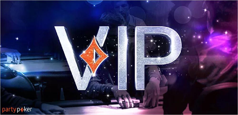 VIP-программа partypoker