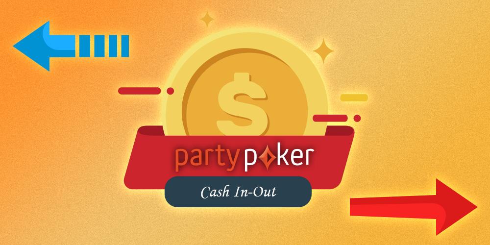 Вывод средств из покерного рума Partypoker.