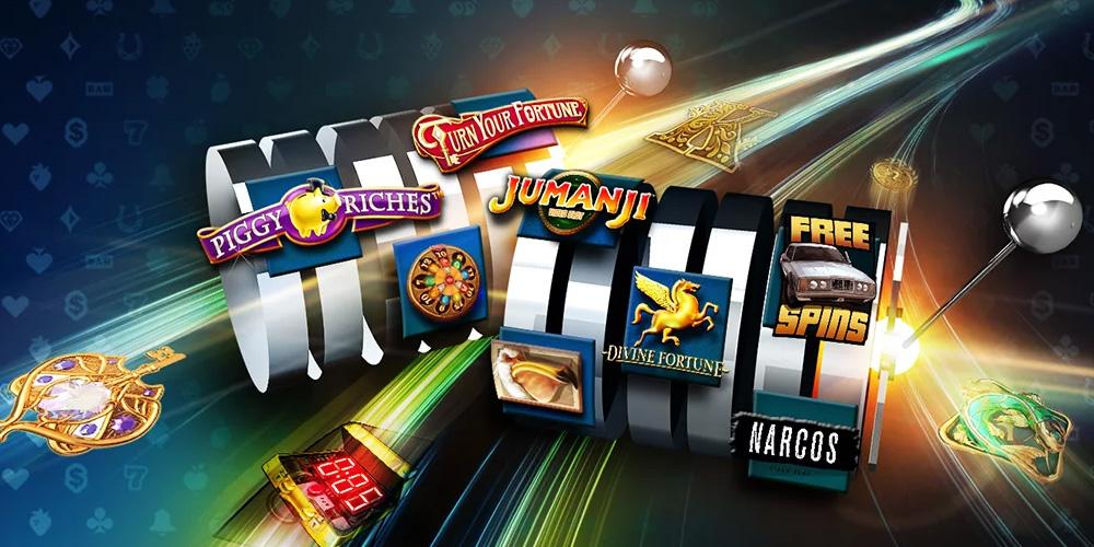 Игры в казино partypoker