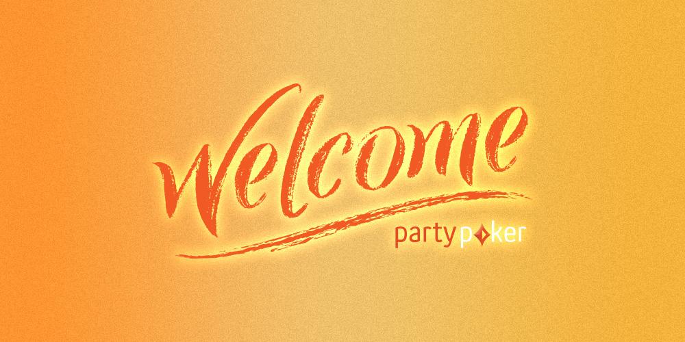 Приветственный бонус на partypoker