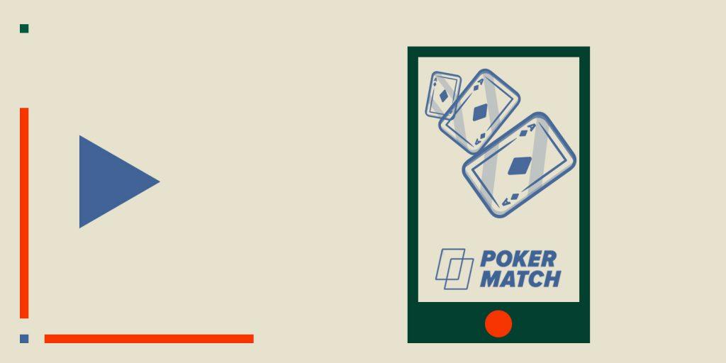 Мобильный клиент покерного рума Покерматч.