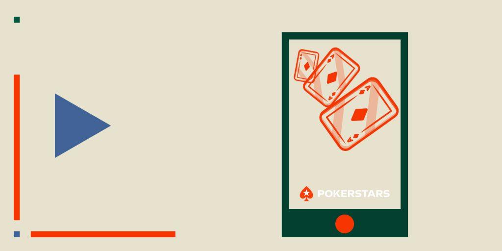 Мобильное приложение Покерстарс.