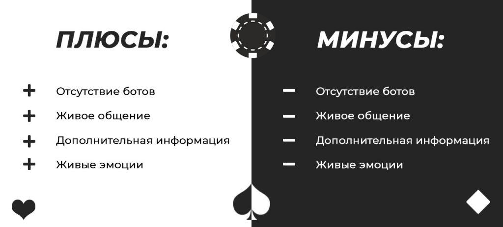 Плюсы и минусы в игре с веб-камерой.