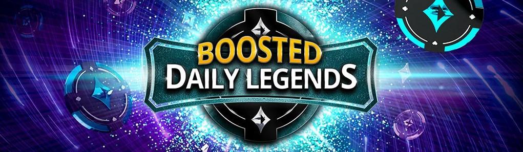 В турнирах NLH Daily Legends на partypoker можно выиграть дополнительные билеты!