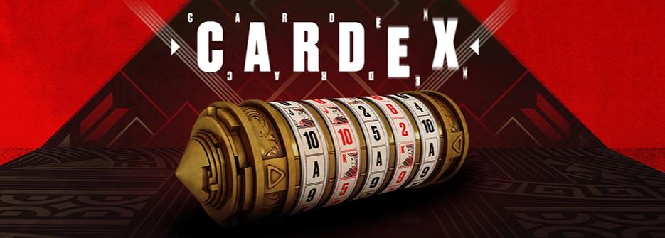 Cardex на PokerStars: ежедневные призы до 5 тысяч долларов