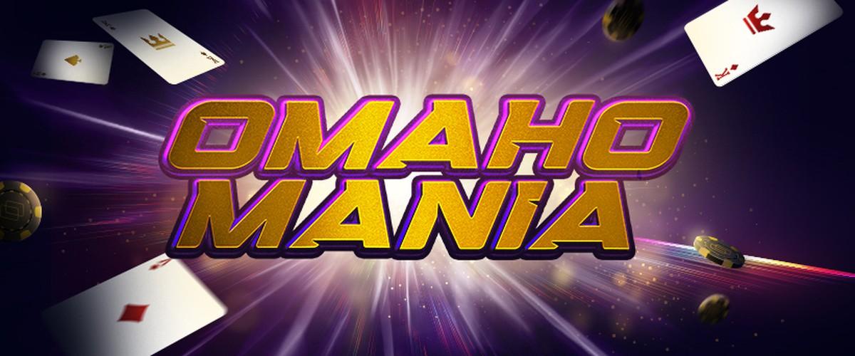 Рейк-гонки «Омахомания» на PokerMatch: призы на 750 000 гривен!