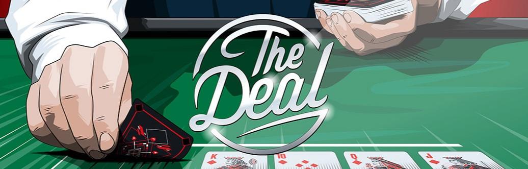 Прогрессивные джекпоты The Deal на PokerStars